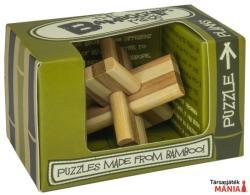 Professor Puzzle Planks Mini - bambusz ördöglakat