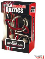 Professor Puzzle The Boomerang - fém ördöglakat