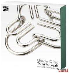 Professor Puzzle Menace - fém ördöglakat (1022)