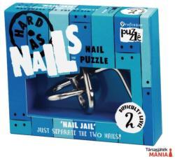 Professor Puzzle Nail Jail - ördöglakat