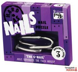 Professor Puzzle The S-Nail - ördöglakat