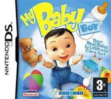 SouthPeak My Baby Boy (Nintendo DS)