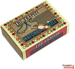 Professor Puzzle The Trapeze Matchbox - ördöglakat
