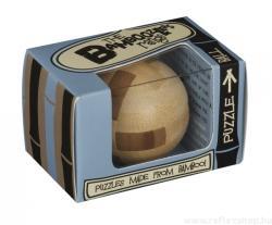 Professor Puzzle Ball Mini - bambusz ördöglakat