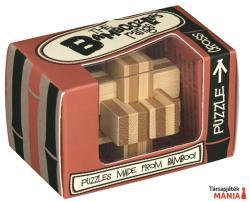 Professor Puzzle Cross Mini - bambusz ördöglakat