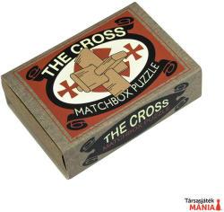 Professor Puzzle The Cross Matchbox - ördöglakat