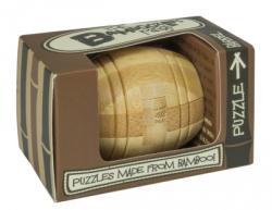 Professor Puzzle Barrel Mini - bambusz ördöglakat