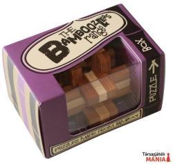 Professor Puzzle Box Mini - bambusz ördöglakat