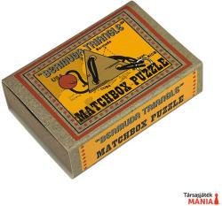 Professor Puzzle Bermuda Triangle Matchbox - ördöglakat