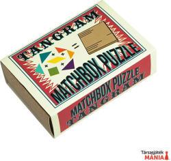 Professor Puzzle Tangram Matchbox - ördöglakat
