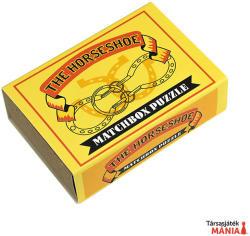 Professor Puzzle The Horseshoe Matchbox - ördöglakat
