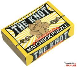 Professor Puzzle The Knot Matchbox - ördöglakat
