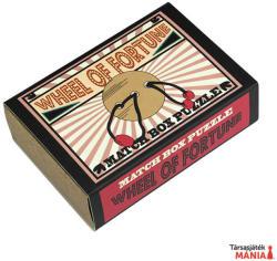 Professor Puzzle Wheel of Fortune Matchbox - ördöglakat