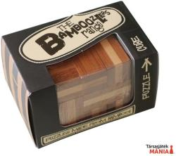 Professor Puzzle Cube Mini - bambusz ördöglakat