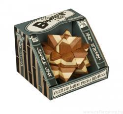 Professor Puzzle Jungle Jinx - bambusz ördöglakat