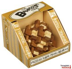 Professor Puzzle Tropical Teaser - bambusz ördöglakat