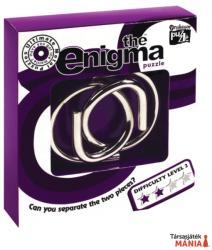 Professor Puzzle The Enigma - fém ördöglakat