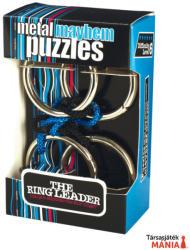 Professor Puzzle The Ring Leader - fém ördöglakat