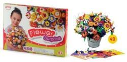 Happy Flower Suprise - Virágcsokor habszivacs kirakó