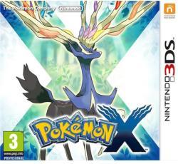 Nintendo Pokémon X (3DS)