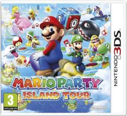 Nintendo Mario Party Island Tour (3DS)