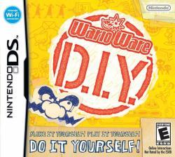 Nintendo WarioWare D.I.Y. Do IT Yourself (Nintendo DS)
