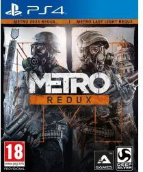 Deep Silver Metro Redux (PS4)