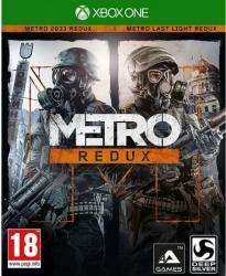 Deep Silver Metro Redux (Xbox One)