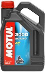 MOTUL 3000 20W50 4T (4L)
