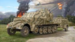 Revell Sd. Kfz. 7/1 1/72 3195