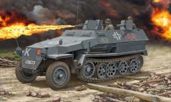 Revell Sd. Kfz. 251/16 Ausf. C 1/72 3197