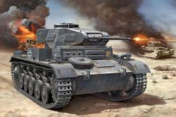 Revell Pz. Kpfw. II Ausf. F 1/76 3229