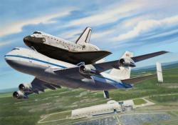Revell Boeing 747 SCA and Space Shuttle 1/144 4863
