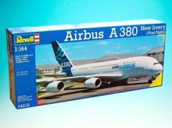 Revell Airbus A380 New Livery 1/144 4218