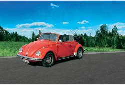 Revell VW Beetle Cabriolet 1970 1/24 7078