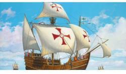 Revell Columbus Ship Santa Maria 1/90 5405