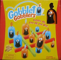Blue Orange Games Gobblet Gobblers - amőba társasjáték