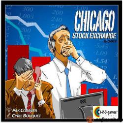 Blue Orange Games Chicago Stock Exchange - Árutőzsde