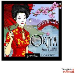Blue Orange Games Okiya - A gésák háza