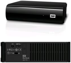 Western Digital My Book AV-TV 1TB USB 3.0 WDBGLG0010HBK-EESN
