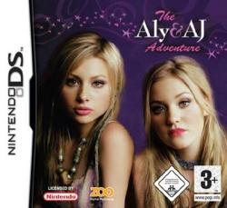 Zushi Games Aly & AJ Adventure (Nintendo DS)