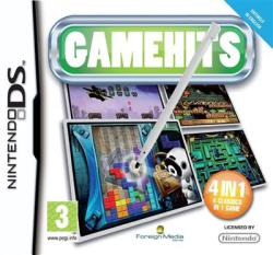 Foreign Media Games Gamehits (Nintendo DS)
