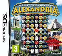 Nintendo Lost Treasures of Alexandria (Nintendo DS)