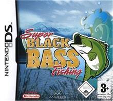 Eidos Super Black Bass Fishing (Nintendo DS)