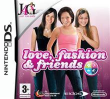 Edios Love Fashion Friends (Nintendo DS)