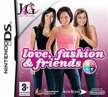 Edios Love Fashion Friends (Nintendo DS)