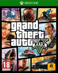 Rockstar Games Grand Theft Auto V (Xbox One)
