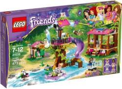 LEGO Friends - Mentőbázis a dzsungelben (41038)