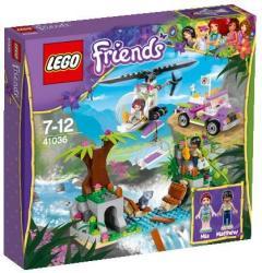 LEGO Friends - Mentés a dzsungelhídon (41036)