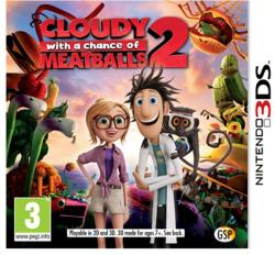 GameMill Entertainment Cloudy with a Chance of Meatballs 2 (3DS)